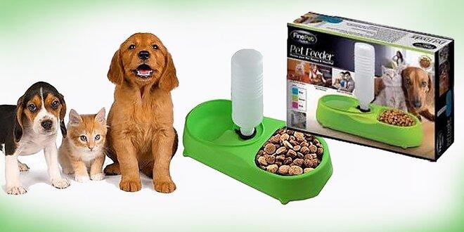 Pet feeder - automatický dávkovač krmiva