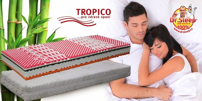 Matrace Tropico Kokos Rainbow®