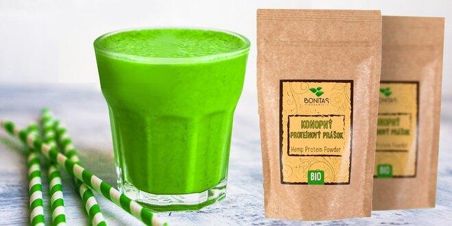 Konopný proteín BIO BONITAS - bomba pre vaše zdravie