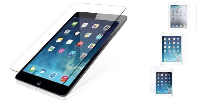 Tvrdené sklo pre iPad