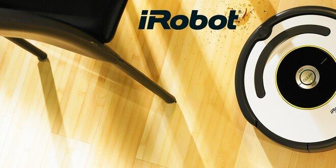 Inteligentný robotický vysávač iRobot Roomba 620