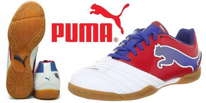 Halová obuv Puma pre dospelých i deti