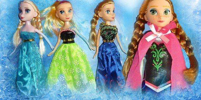 Bábiky z Ľadového kráľovstva