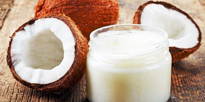 100 % prírodný kokosový olej Barco
