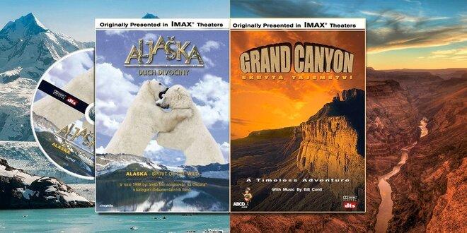 Sada 30 filmov na DVD IMAX - Príbehy planéty Zem