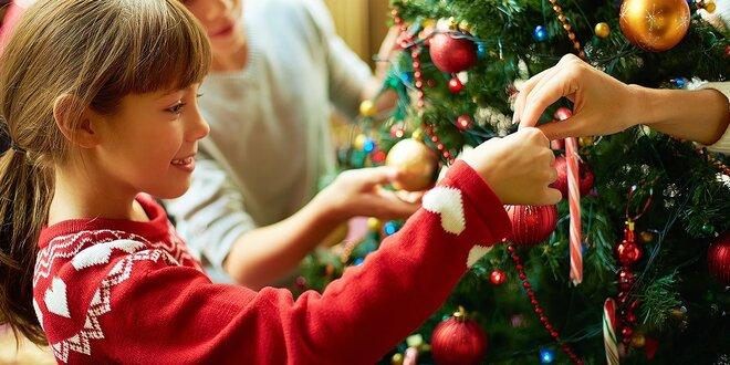 Vianočné stromčeky, ktoré sú na nerozoznanie od živých!