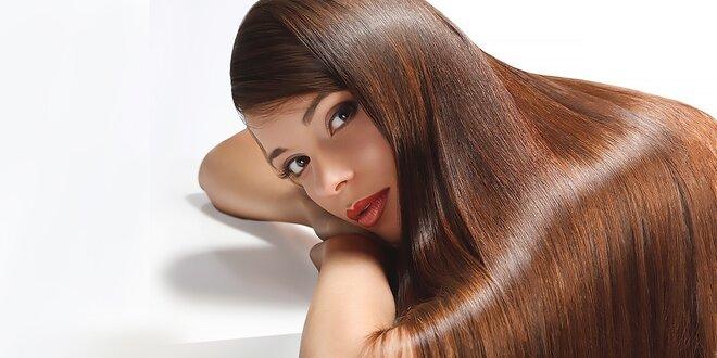 Keratínová kúra Brazil Keratín pre krásne vlasy