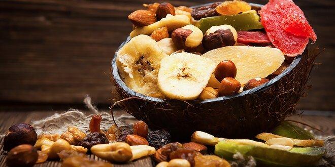 250 g balíčky sušeného ovocia
