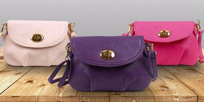 Krásna kabelka z umelej kože