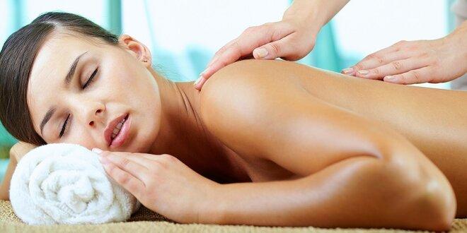 Uvoľňujúca masáž v Hoteli Bratislava