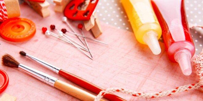 Kreatívne kurzy pre dospelých i deti