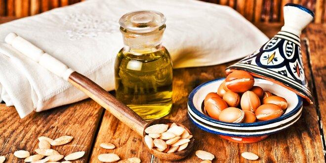 Extra panenský BIO arganový olej 100 ml