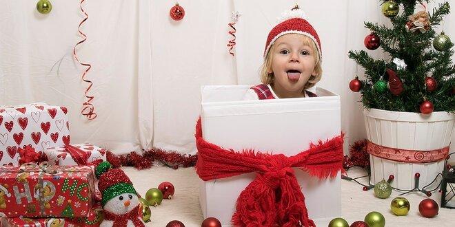 Vianočné fotenie - pohľadnice, magnetky alebo vianočné zátišia