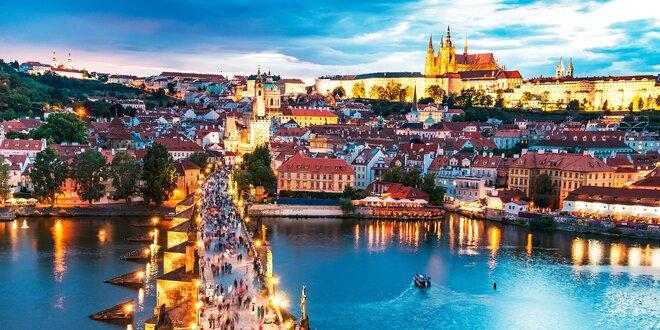 Pohodlný a príjemný hotel SEIFERT**** v centre Prahy