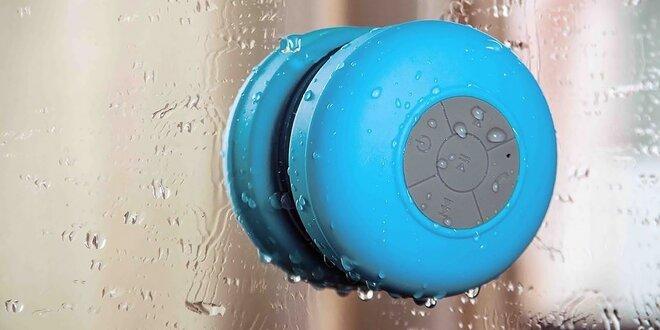 Vodeodolný bluetooth speaker do kúpeľne!