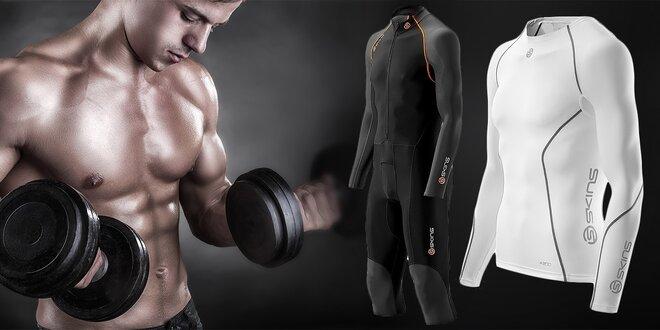Športové kompresné spodné prádlo SKINS