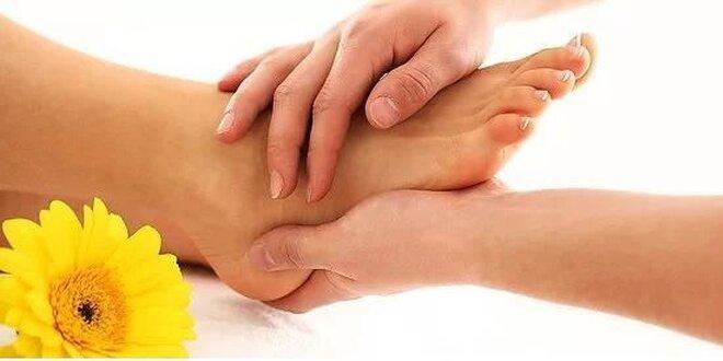 Jemná relaxačná masáž metamorfnou technikou