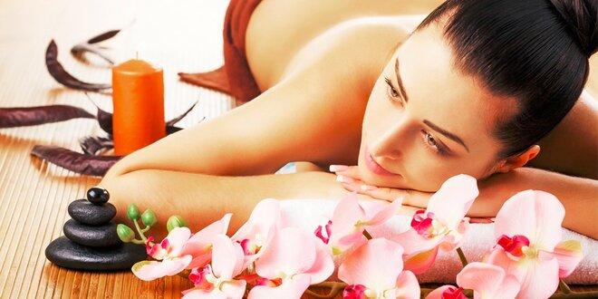 Energetická liečivá masáž 45 min.