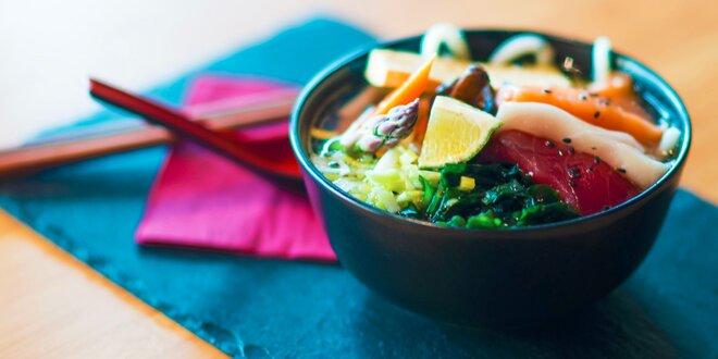 Denný Rámen Bowl v EDO–KIN sushi & sake bar
