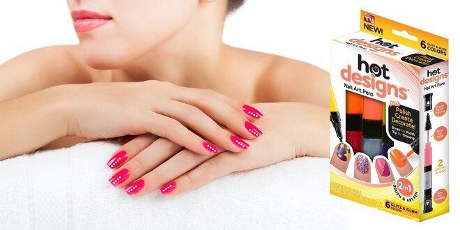 Kreatívna sada pre originálne a krásne nechty