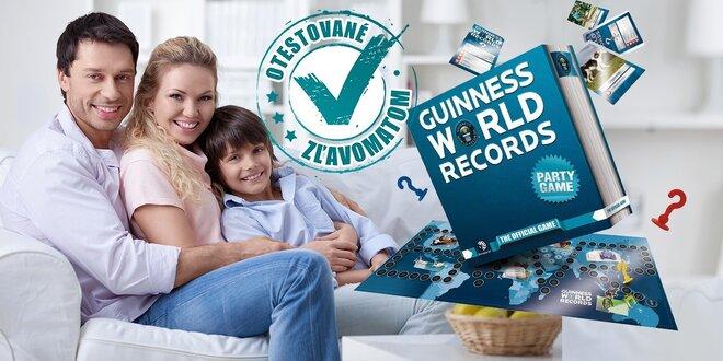 Spoločenská hra Guinness World Records