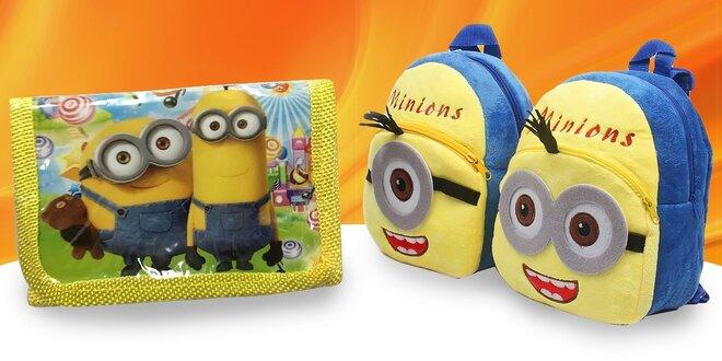 Peňaženky a ruksaky s MIMOŇMI!