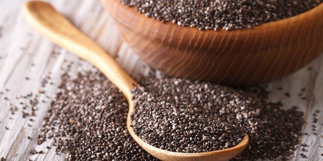 Chia semienka - nové jedlo budúcnosti - 100 g