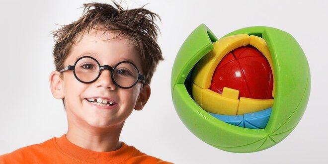 Puzzle ball - logická skladačka pre deti