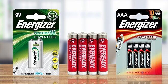 Baterky Energizer