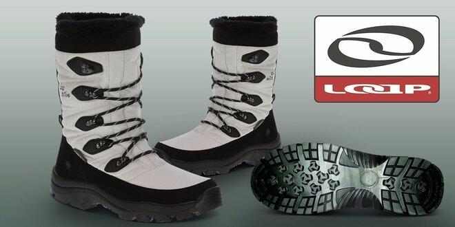 Štýlové zimné topánky Loap Stone zahrejú i v tuhých mrazoch