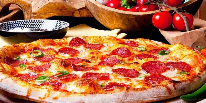 5 druhov pizze v Beer House alebo v Korze