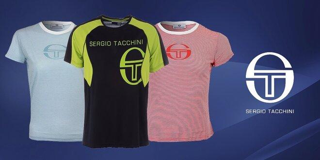 Tričká Sergio Tacchini pre dámy i pánov