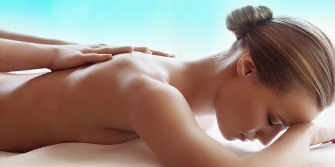 Úžasné masáže pre dokonalý relax