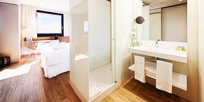 Pobyt pre 2 osoby v Hoteli Barceló Praha****