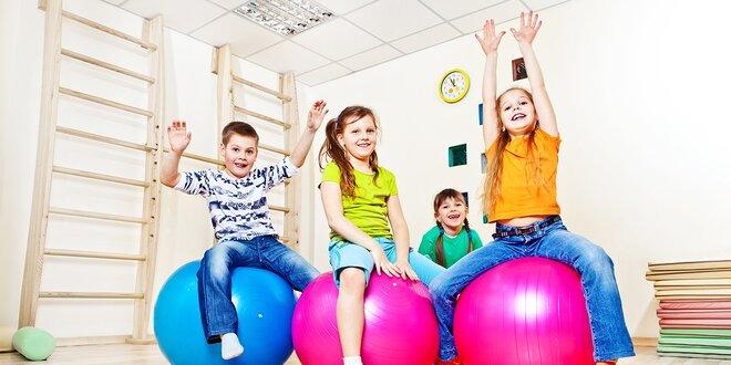 Kurz detskej pohybovej prípravy vo FunGyme