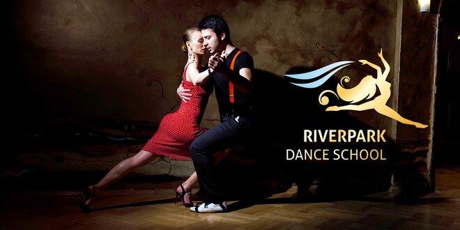 Kurzy spoločenských tancov pre dospelých a ACROYOGA