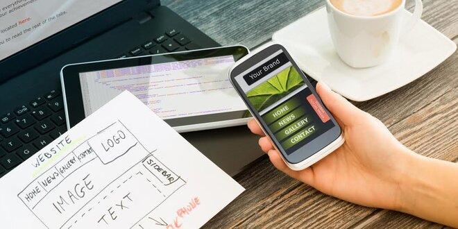 KURZ! Programovanie mobilných aplikácií alebo tvorba a úprava počít. grafiky