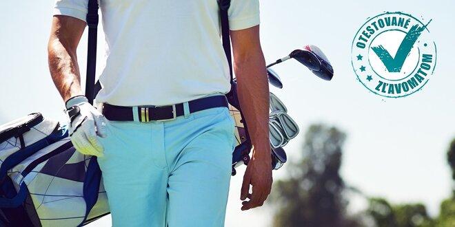 Dvojmesačný golfový kurz na zelenú kartu pod vedením profesionálneho trénera