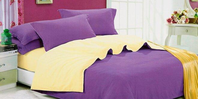 3-, 6- alebo 7-dielna posteľná bielizeň: 16 farebných vzorov