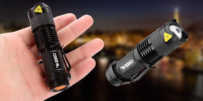 Vrecková LED baterka UltraFire