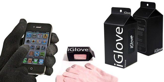 Rukavice iGlove na dotykový displej s technológiou Touchtips