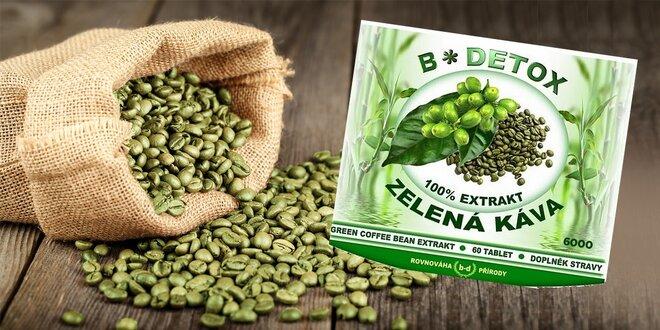 Najsilnejší extrakt zo zelenej kávy na našom trhu