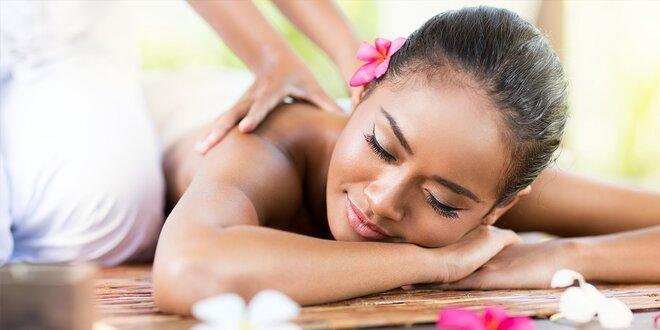 Masáž chrbta a šije, celého tela, relaxačné masáže a darčekové permanentky