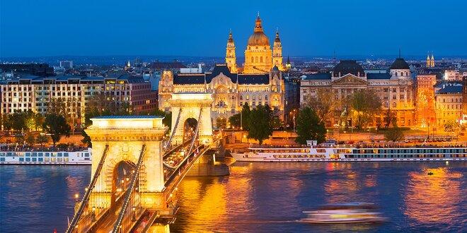 Veľkonočná Budapešť, 2-dňový poznávací zájazd