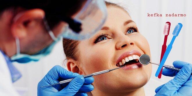 Profesionálna dentálna hygiena