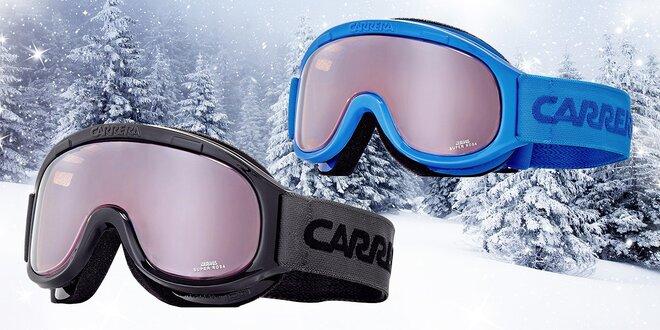 Lyžiarske okuliare vychytenej značky Carrera