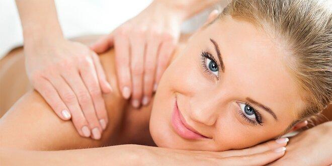 Klasická masáž s prírodnými silicami a infrasaunou