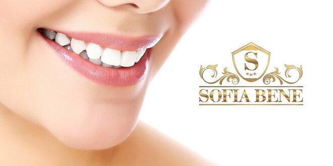 Laserové bielenie zubov s novou technológiou až z Ameriky!