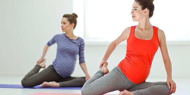 Oslobodzujúci kurz jogy pre seniorov či budúce mamičky