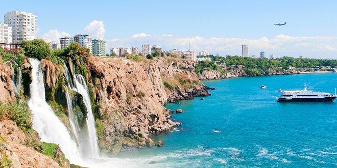 8-dňový relaxačno poznávací zájazd do Turecka